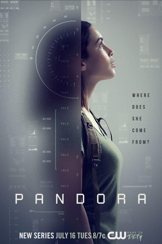 Пандора, постер № 1