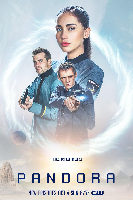 Пандора, постер № 2
