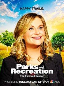 Постеры сериала «Парки и зоны отдыха»