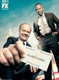 Постеры сериала «Партнёры»
