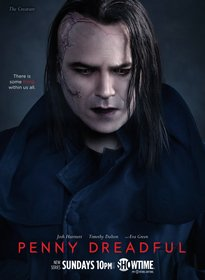 Постеры сериала «Ужасы по дешёвке»