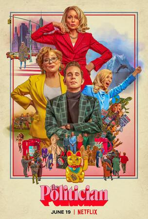 Постеры сериала «Политик»