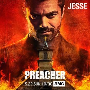Постеры сериала «Проповедник»