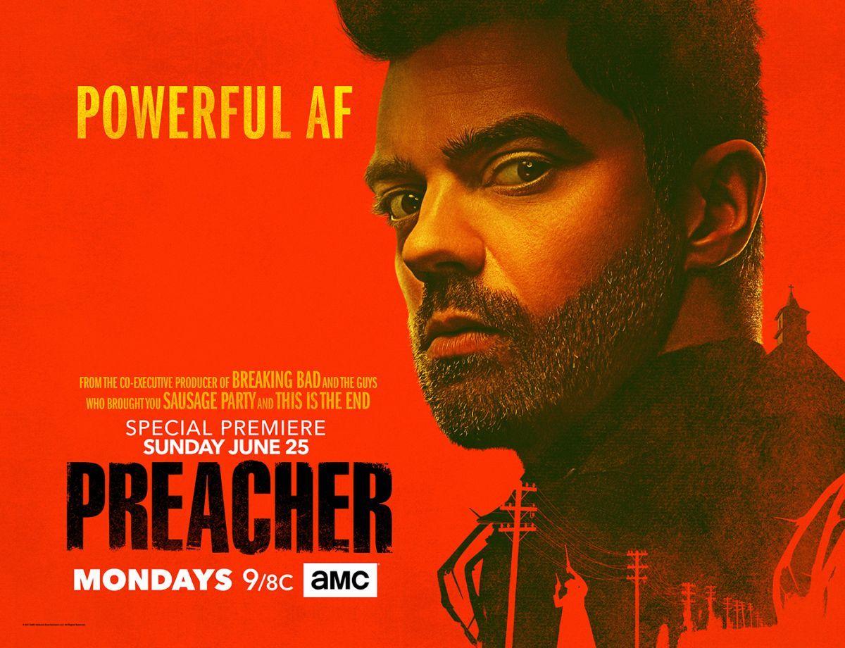 Проповедник, постер № 8