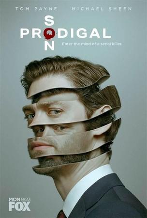 Постеры сериала «Блудный сын»