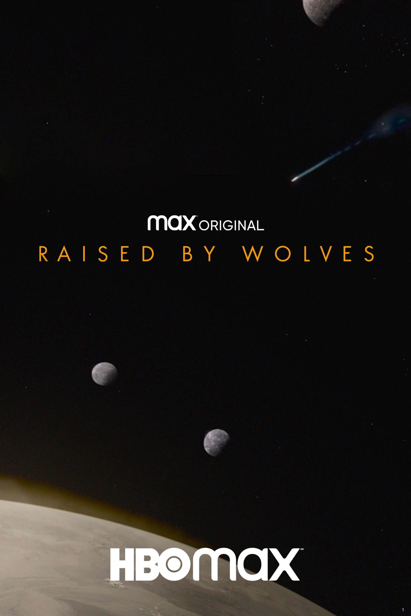 Взращённые волками, постер № 2