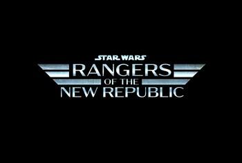 Промо-арт сериала «Рейнджеры Новой Республики»