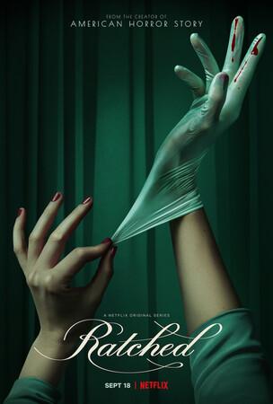 Постеры сериала «Рэтчед»