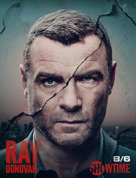 Постеры сериала «Рэй Донован»