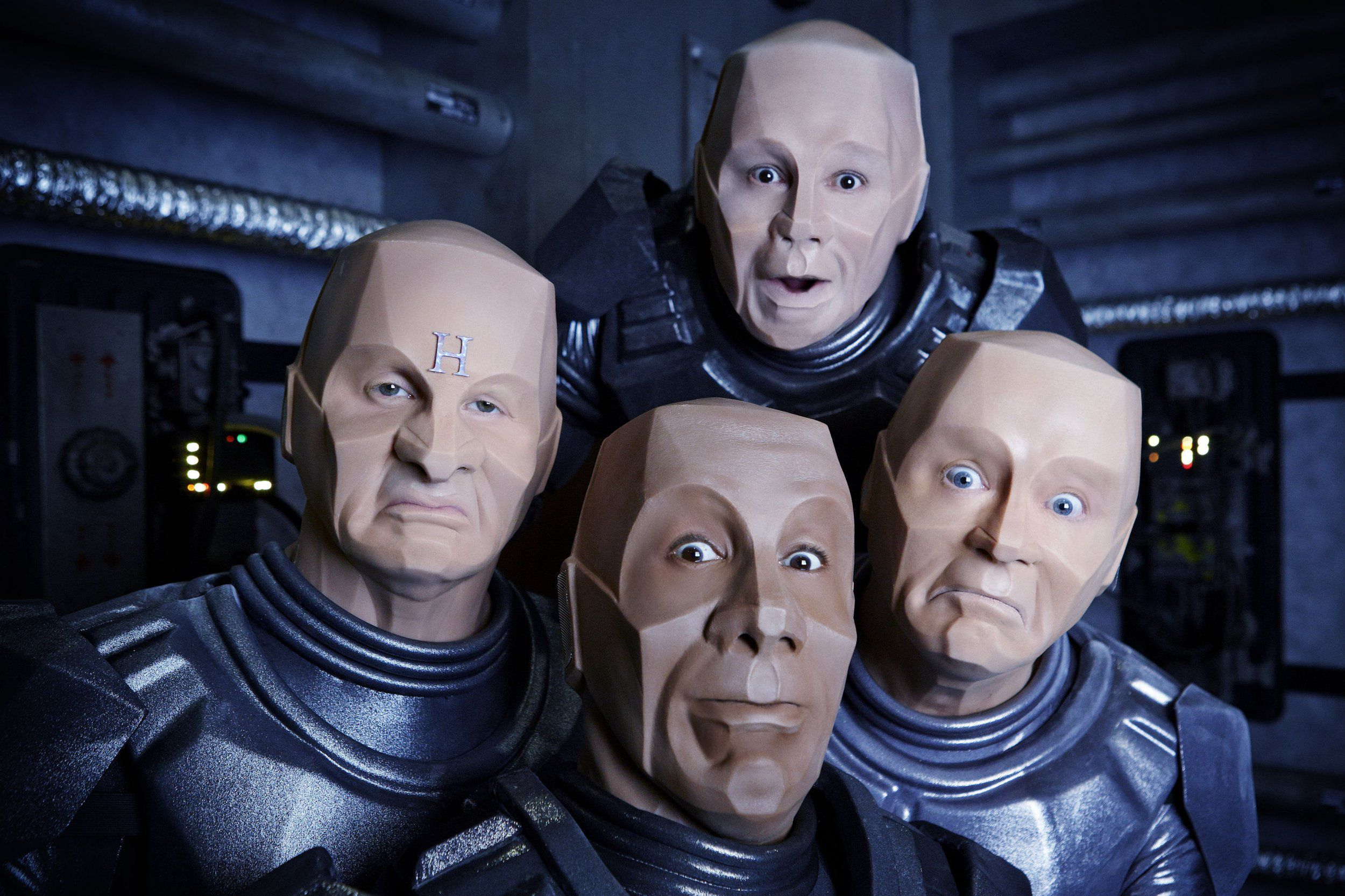 red dwarf episodes - HD 2500×1666