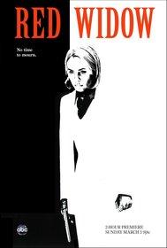 Постеры сериала «Красная вдова»