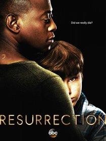 Постеры сериала «Воскрешение»