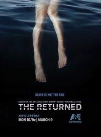 Постеры сериала «Вернувшиеся»