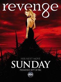 Постеры сериала «Месть»