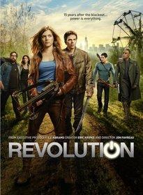 Постеры сериала «Революция»