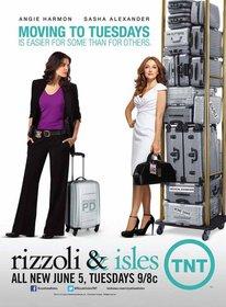 «Риццоли и Айлс» (Rizzoli & Isles)
