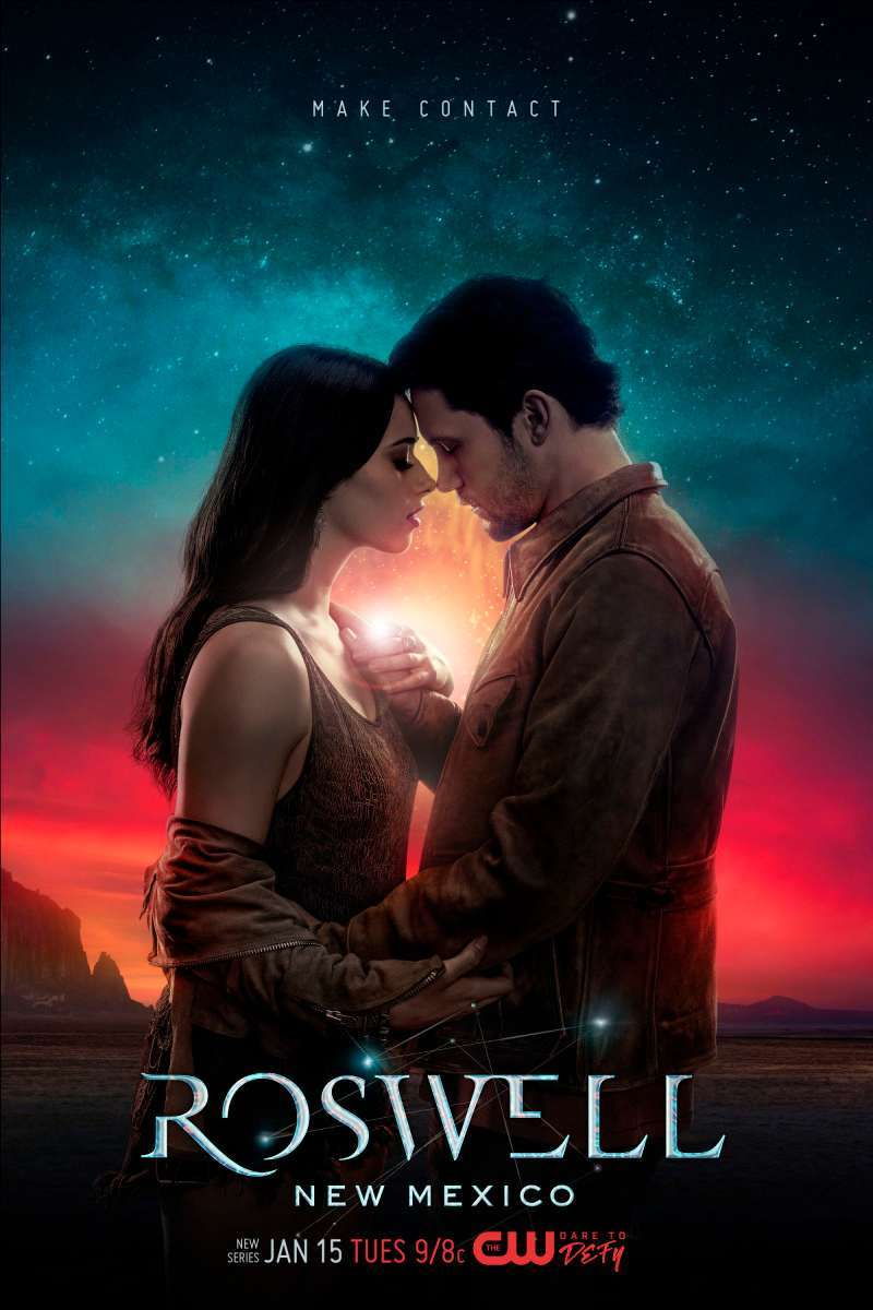Розуэлл, Нью-Мексико, постер № 1