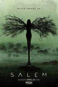Постеры сериала «Салем»