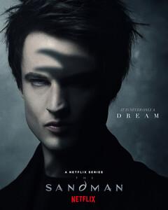 Постеры сериала «Песочный человек»