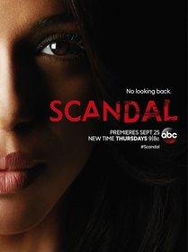 Постеры сериала «Скандал»