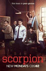 Постеры сериала «Скорпион»