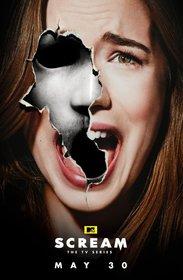Постеры сериала «Крик»