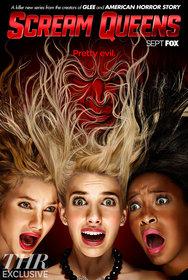 Постеры сериала «Королевы крика»