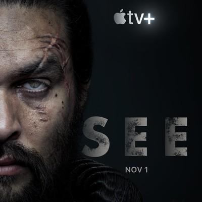Постеры сериала «Видеть»
