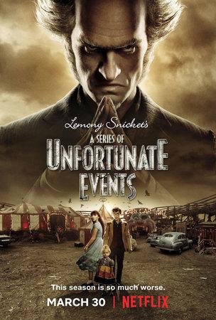 Постеры сериала «Лемони Сникет: 33 несчастья»