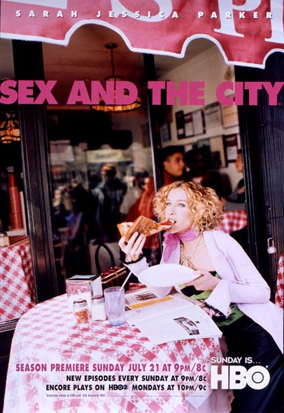 Sex and the city book series