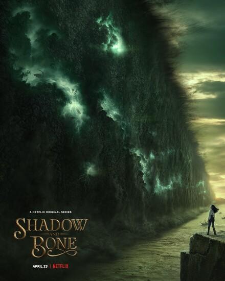 Постеры сериала «Тень и кость»
