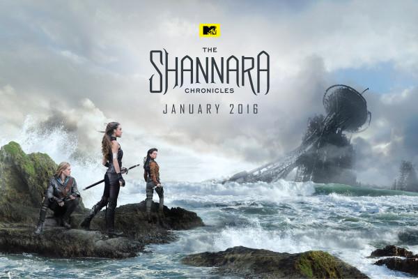 Постеры сериала «Хроники Шаннары»
