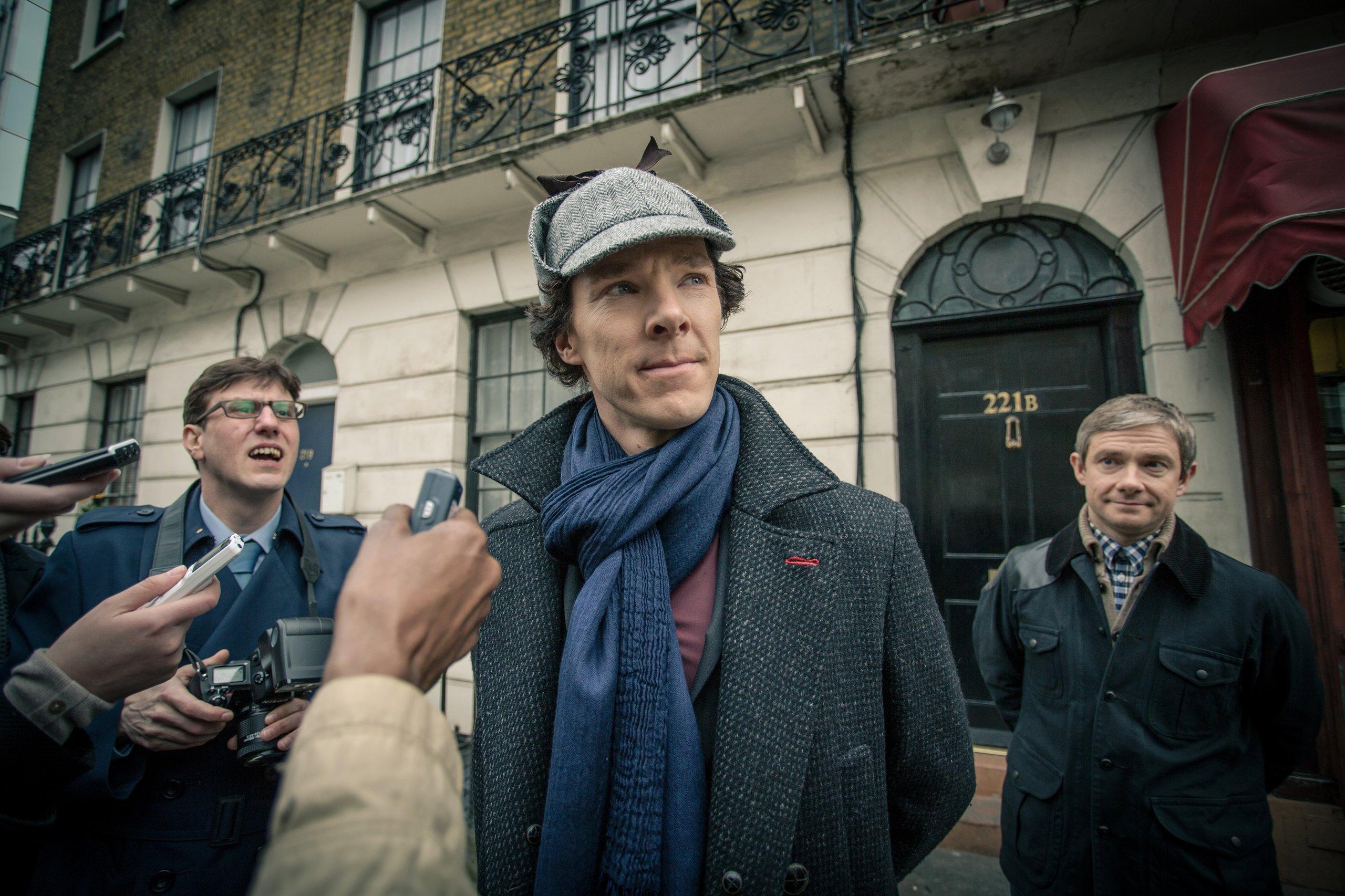 Сериал «Шерлок» / Sherlock