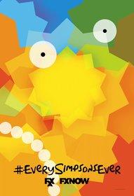 Постеры сериала «Симпсоны»