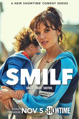 Постеры сериала «Смилф»