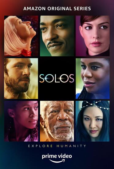Постеры сериала «Соло»