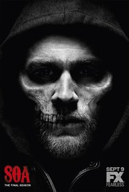 Постеры сериала «Сыны анархии»