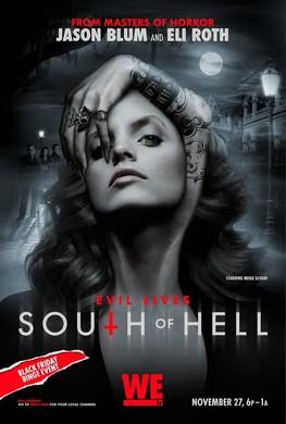 Постеры сериала «К югу от ада»