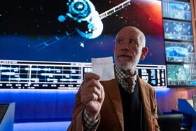 Кадры из сериала «Космические силы»