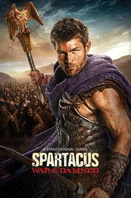 Постеры сериала «Спартак: Война проклятых»