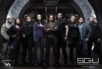 «Звёздные врата: Вселенная» (Stargate Universe)