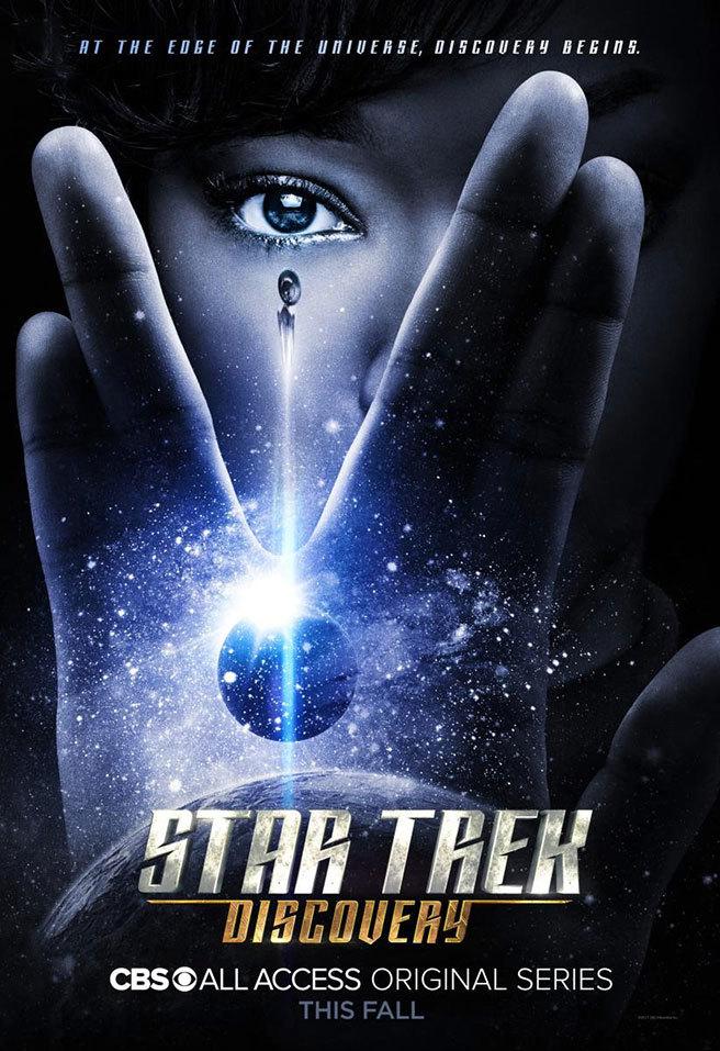 Звёздный путь: Дискавери, постер № 1