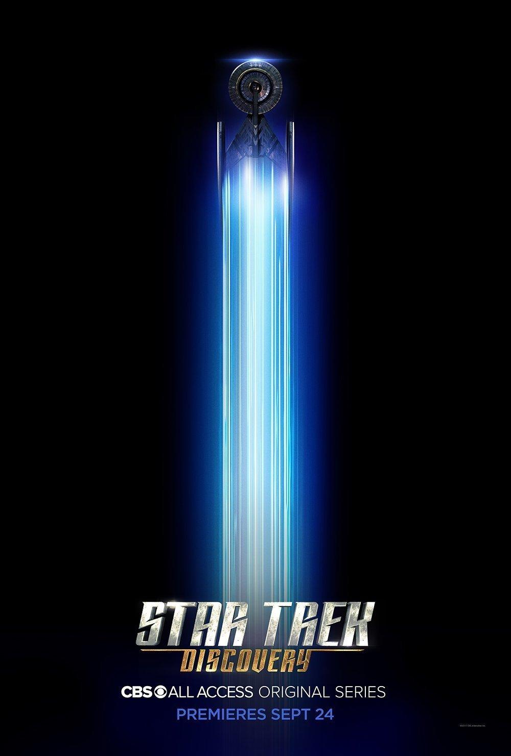 Звёздный путь: Дискавери, постер № 2