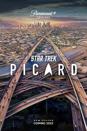 Постеры сериала «Звёздный путь: Пикар»