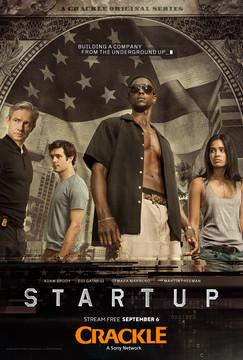 Постеры сериала «Стартап»