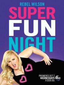 Постеры сериала «Супер-ночка»