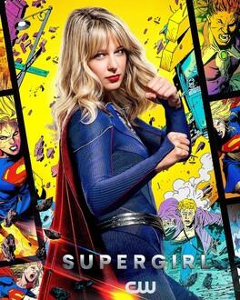 Постеры сериала «Супергёрл»