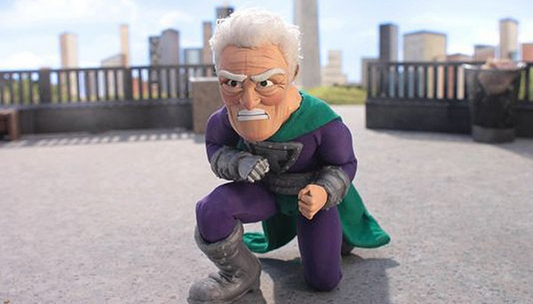 «» (SuperMansion)  Режиссёр:  В ролях: