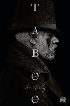 Постеры сериала «Табу»