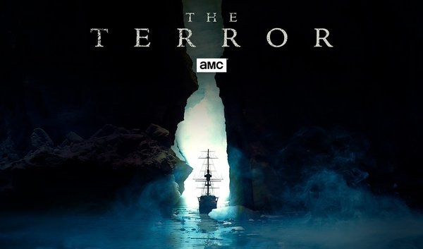 Промо-арт сериала «Террор»